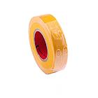 EH-AHT-1838 Жёлтая изолента 50м. 0,15мм х 18мм, фото 4