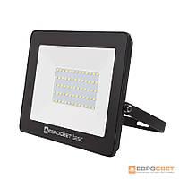 Прожектор светодиодный ES-100-504 BASIC 5500Лм 6400K   , фото 1
