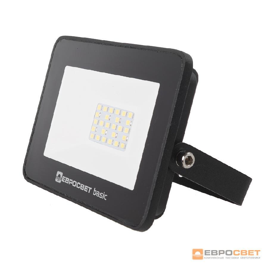 Прожектор светодиодный ES-30-504 BASIC 1650Лм 6400К