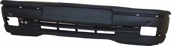 Передний бампер Opel Vectra A 88-92 открытая решетка, под ПТФ (FPS), фото 2
