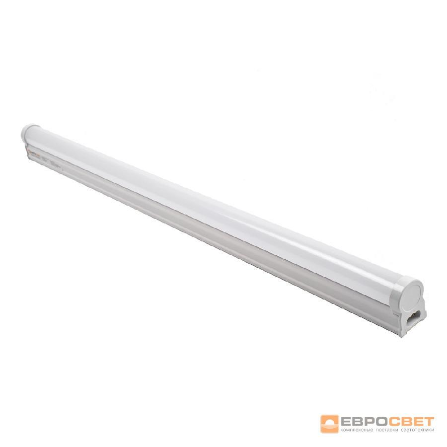 Светильник светодиодный интегрированный ЕВРОСВЕТ 9Вт 6400K EV-IT-600-6400-13 Т8 720Лм 600мм