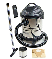 Пылесос для влажной и сухой уборки Maltec TURBOVAC ML1400W 20л