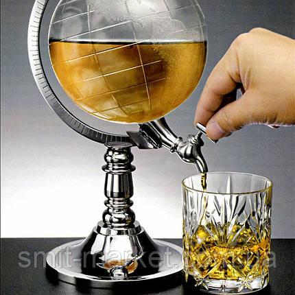 Диспенсер для напитков Глобус, фото 2