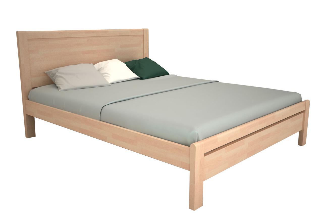 Кровать деревянная Л-12