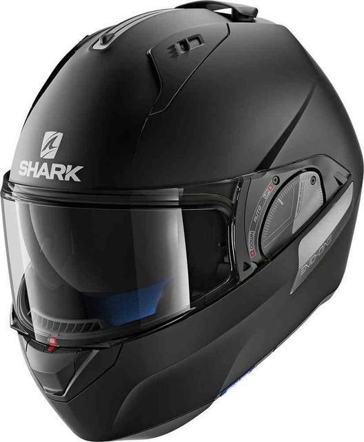 "Шлем Shark EVO-ONE 2 black matt ""KS (XXL)"