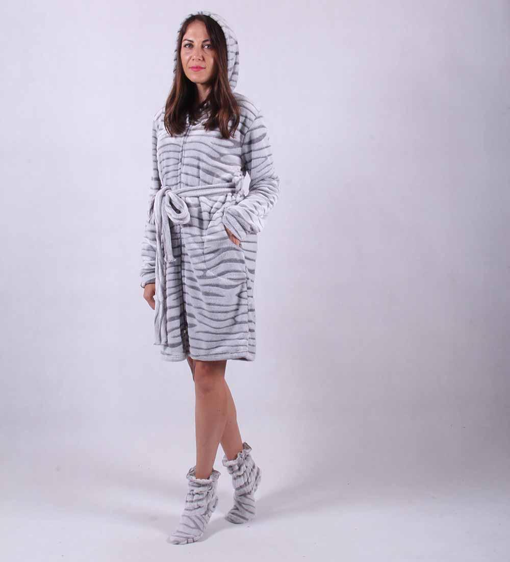 48409b8c5f3ae Махровый женский халат