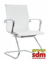 Офисное кресло Алабама Х (белое)