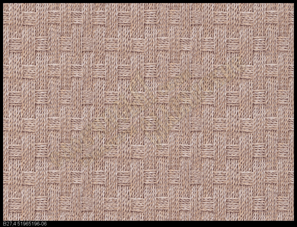 Обои Славянские Обои КФТБ простые бумажные 10м*0,53 9В27 Плетенка 5196-06