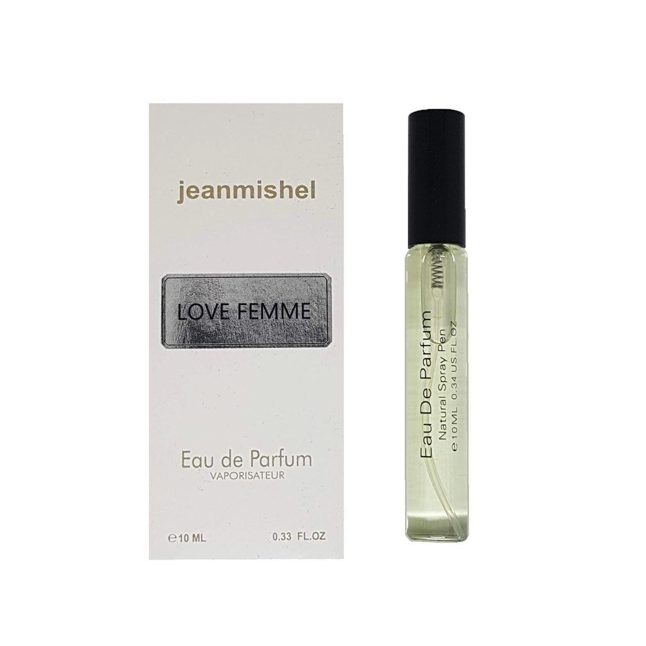 Jeanmishel Love Femme (104) 10ml