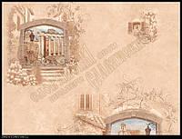 Обои Славянские Обои КФТБ виниловые на бумажной основе супер мойка 10м*0,53 9В49 Авеню 5546-02