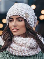 Комплекты шапка и шарф, хомут
