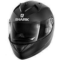 "Шолом Shark RIDILL BLANK black matt ""XS"""