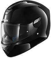 """Шлем Shark D-Skwal BLANK black """"M"""", арт. HE4000E BLK XL"""