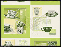 Обои Славянские Обои КФТБ виниловые на бумажной основе супер мойка 10м*0,53 9В49 Чашки 5653-04