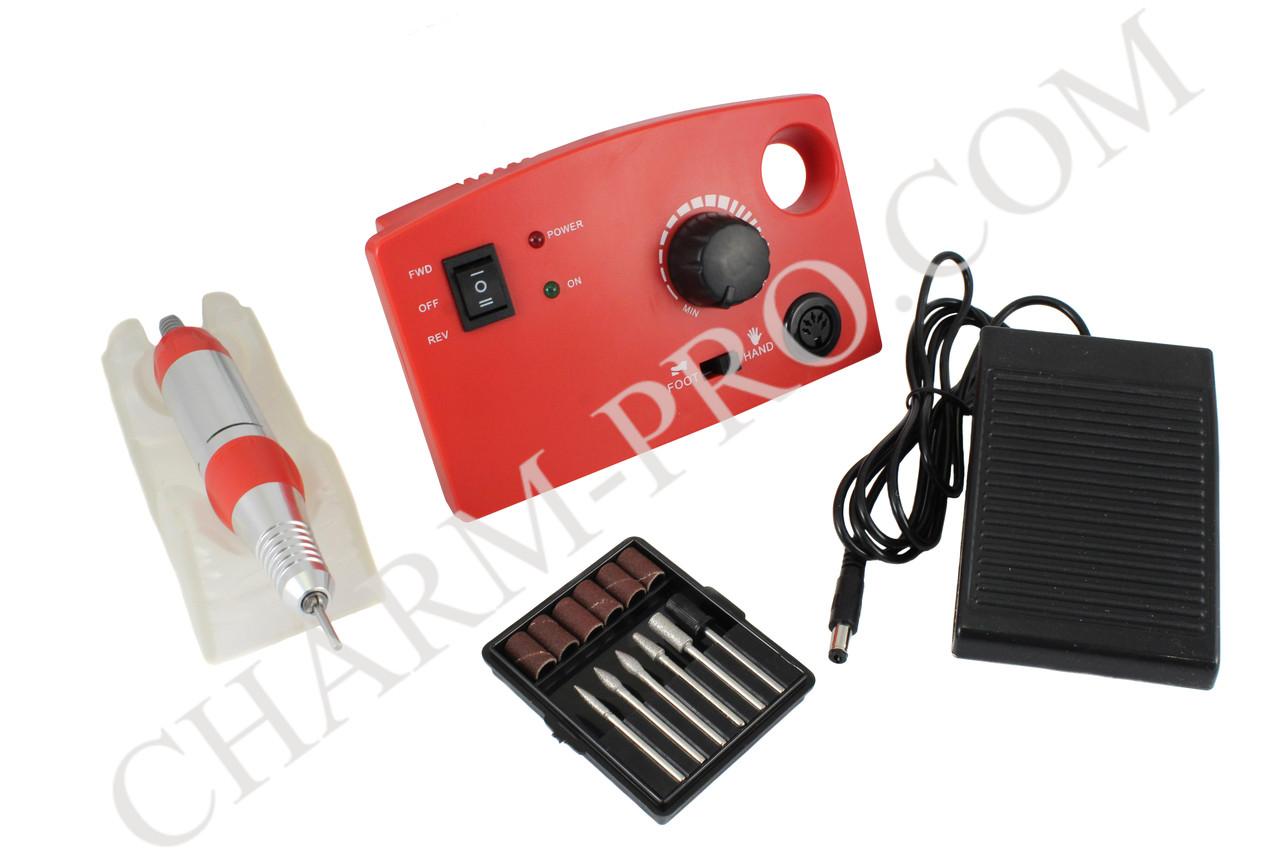 Фрезер DM-211 30W/30000 об. (красный)