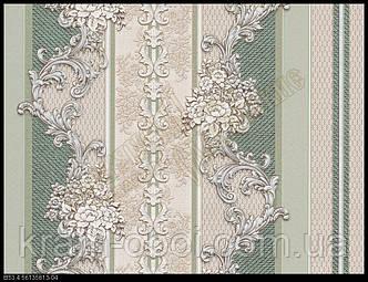 Обои Славянские Обои КФТБ виниловые на бумажной основе 10 метровые 10м*0,53 9В53 Дейзи 2 5613-04