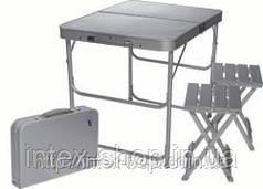 Комплект мебели для пикника Стол+2 стульчика TA-200