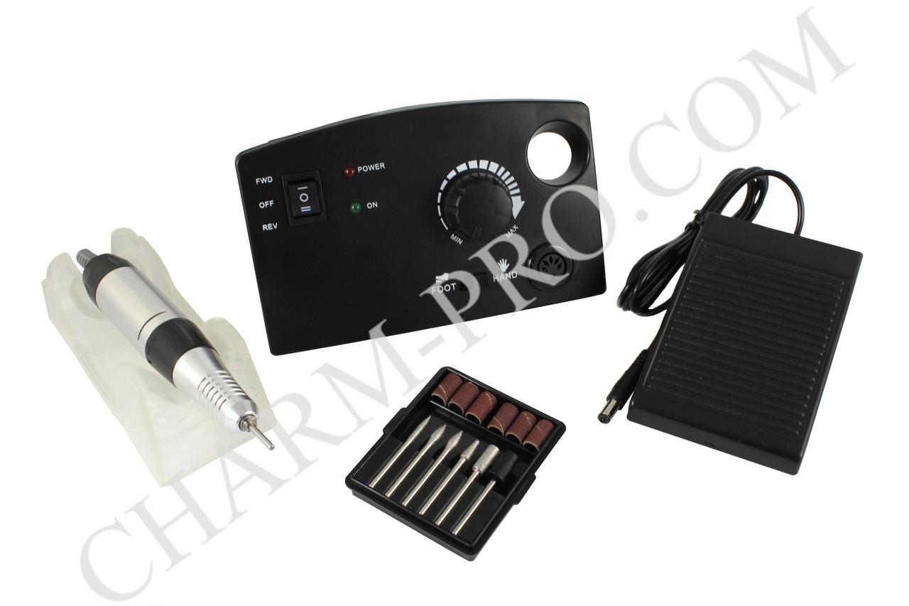 Фрезер для маникюра DM-211 30W/30000 об. (черный)