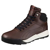 Ботинки мужские Puma Desierto Sneaker L 362065 03 (коричневые b462dee60b9ba