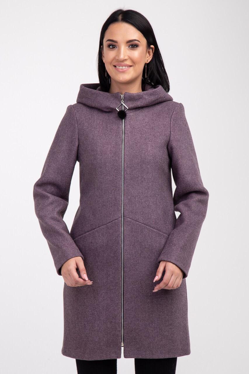 2b93694b35d Женское кашемировое пальто с капюшоном - Оптово-розничный магазин одежды