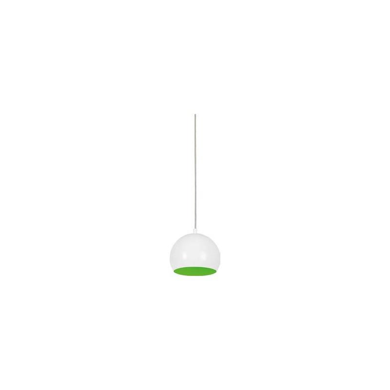 Люстра Nowodvorski BALL WHITE - GREEN FLUO 6472