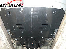 Защита картера двигателя Audi A4 B6 2001-2005 ТМ Титан