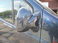 Зеркало правое (электрика) синее на Renault Trafic, Opel Vivaro, Nissan Primastar