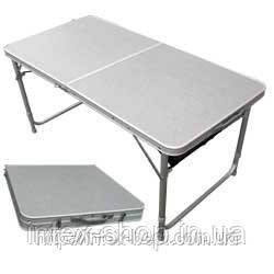 Стол складной для пикника Кемпинг TA21407 Размер: 120х60х70, фото 2