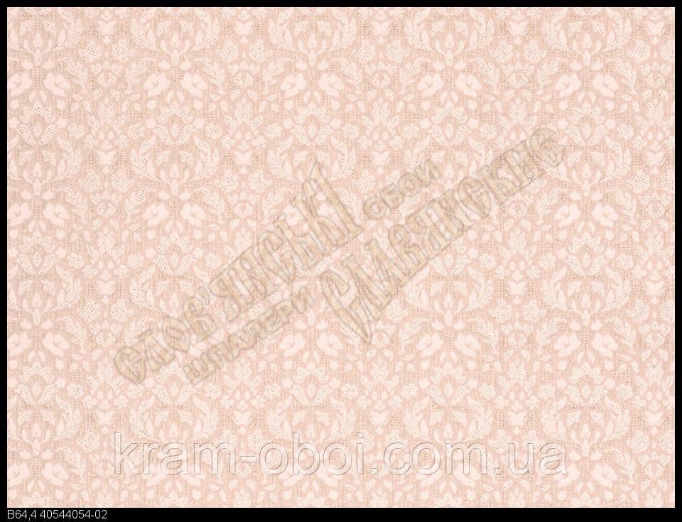 Обои Славянские Обои КФТБ бумажные дуплекс 10м*0,53 9В64 Севилья 2 4054-02