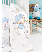 Детский плед в кроватку Karaca Home - Baby Boys