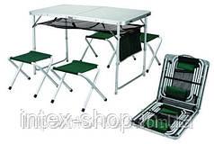 Комплект мебели для пикника KempingТА21407+FS21 + чехол для переноски и хранения.
