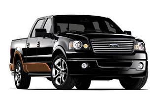 Тюнинг Ford F150 mk11 (2004-2008)