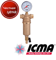 """Самопромывной фильтр для воды 3/4"""" НР Icma арт. 750"""