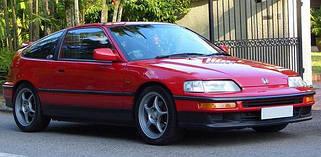 Тюнинг Honda CRX (09.1987-02.1992)