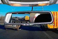 Штатное зеркало заднего вида с видеорегистратором Phantom RMS-430 DVR Full HD