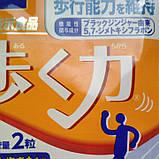 Свобода движения Walking force 40 шт. на 20 дней. (DHC, Япония), фото 2