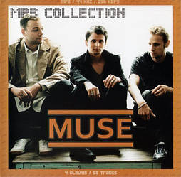 MP3 диск Muse - MP3 Collection