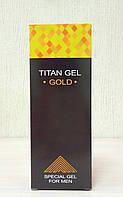 Titan Gel Gold - Гель-лубрикант для потенции (Титан Гель Голд)