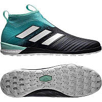 c5d5e6ff7bc319 Сороконожки Adidas ACE Tango 17+ PureControl Boost IN Ocean Storm, Голубой,  Adidas,