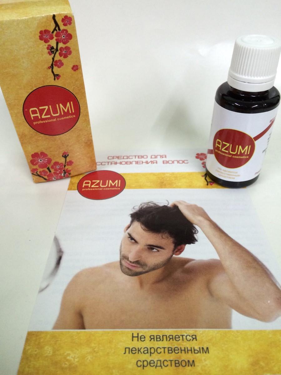 Azumi - Средство для восстановления  волос (Азуми)