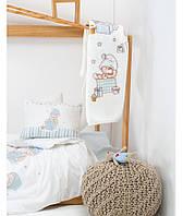 Детский плед в кроватку Karaca Home - Funny Bears