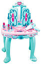 Детское трюмо 008-906 Little Princess (муз,св, фен, аксессуары, на бат-ке, в кор-ке), фото 2