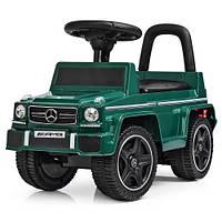 Каталка-толокар Bambi Mercedes JQ663-10 Dark green