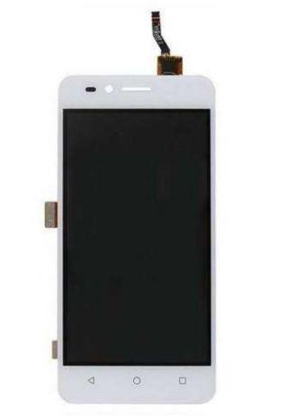 Дисплей для Huawei Y3 II 2016/LUA-U03/U22/U23/L03/L13/L23 с тачскрином белый Оригинал