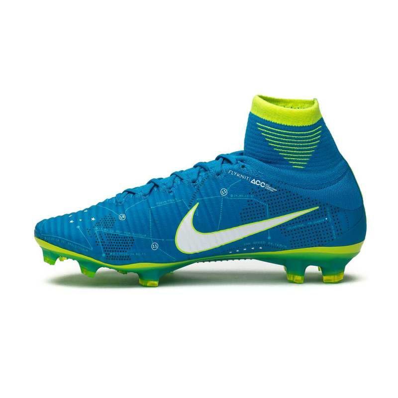 e8d14e03 Бутсы Nike Mercurial Superfly V FG NJR Written in the Stars - Blue, Голубой,
