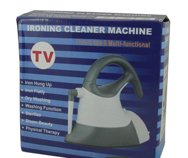 Пароочиститель Ironing Cleaner Machine FM-A18. - фото 3