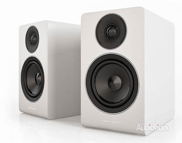 Acoustic Energy 100: белый цвет к юбилею компании