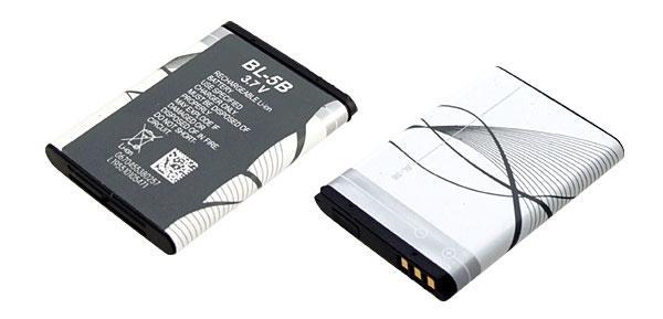 АКБ Nokia BL-5B