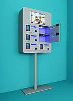 Станция для зарядки  мобильных телефонов