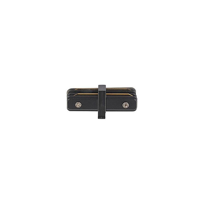 Светильник потолочный Nowodvorski PROFILE STRAIGHT CONNECTOR BLACK 9453